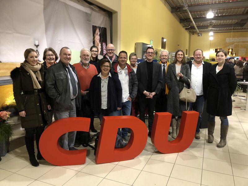 CDU Oberbieber auf der Regionalkonferenz in Idar-Oberstein