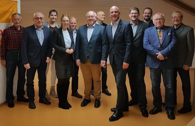 CDU Ortsverband Windhagen wählt neuen Vorstand