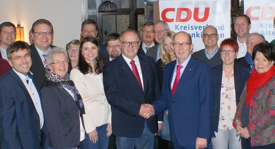 Landratswahl: Die Kreis-CDU setzt auf Peter Enders