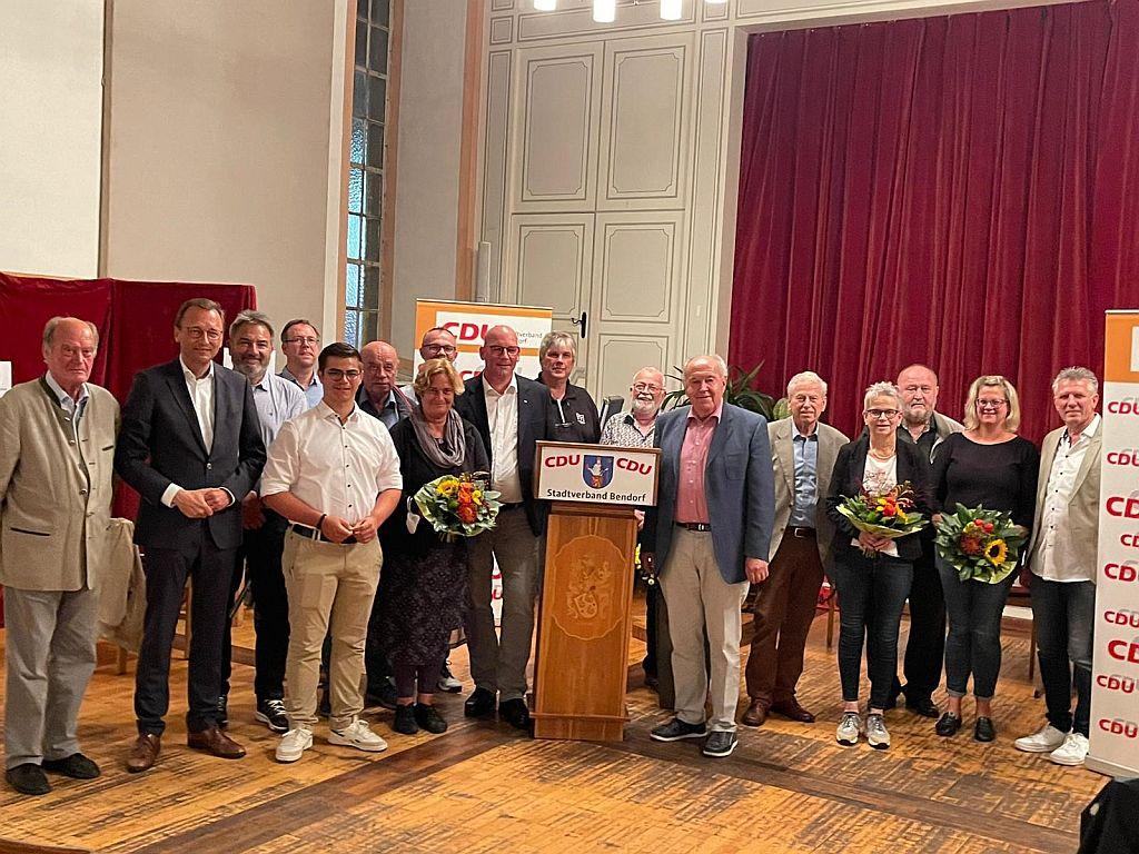 Mitgliederversammlung CDU Bendorf