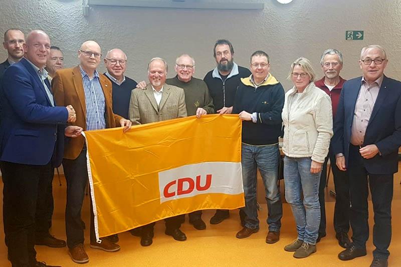 CDU-Ortsverband Windhagen mit neuer Leitung