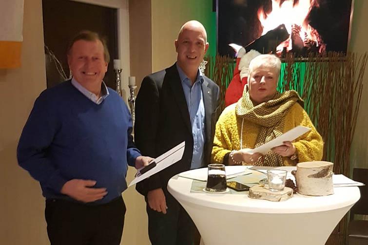 CDU Windhagen ehrt langjährige Mitglieder