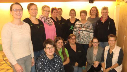 Teilnameberechtigt waren allen Frauen aus den Vereinen des Schützenkreises sowie denen des Schützenbezirks 13. (Foto: privat)