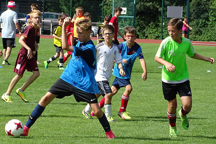 Einladung Fußball-Ferien-Camp Fußballkreis WW/Sieg