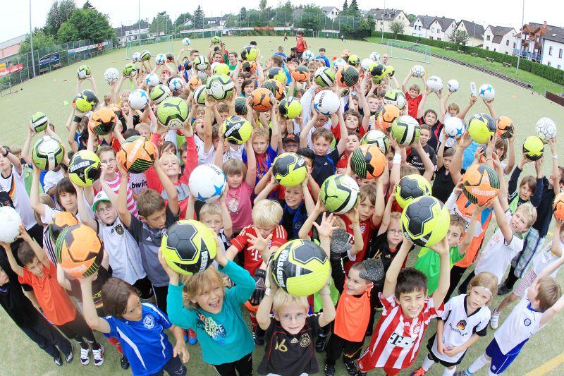 Noch freie Plätze im Sommer-Sportcamp in Niederbieber