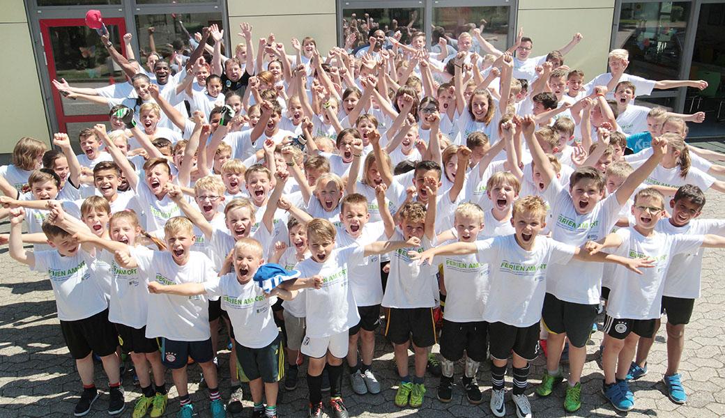 14. Sommer-Sportcamp in Niederbieber hat noch freie Plätze