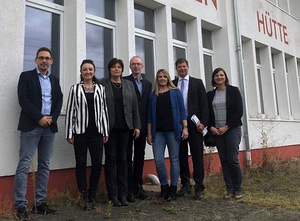 Anlagenbau B�hmer GmbH siedelt sich in Niederschelderh�tte an