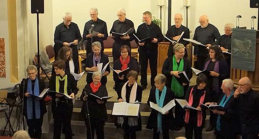 Bewegendes Konzert für den guten Zweck in Alsbach