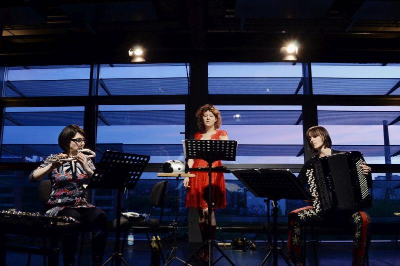Lauschvisite - Neue Musik im Gewölbekeller