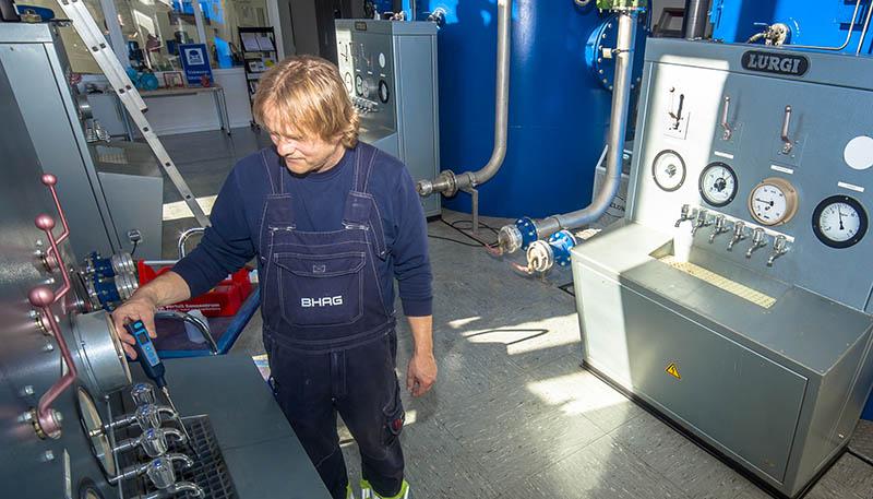 Coronavirus: Trinkwasserversorgung durch Bad Honnef AG sichergestellt.