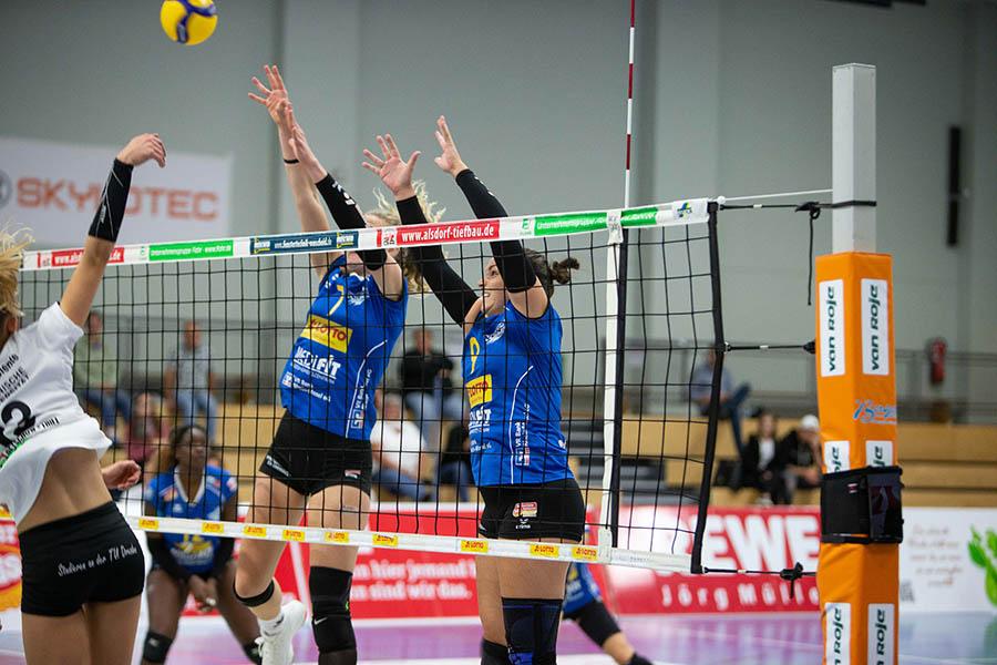 Dirk Groß bietet Volleyball auf hohem Niveau an