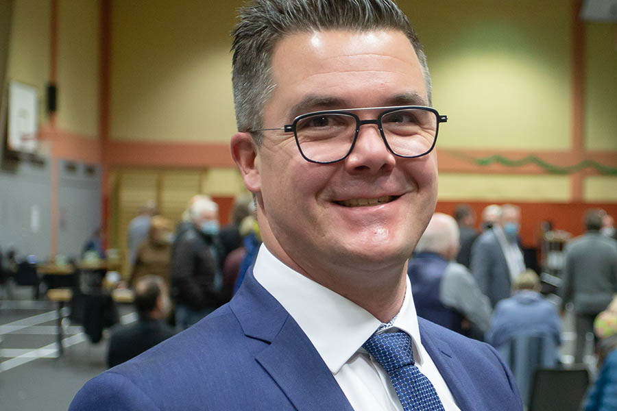 Peter Jung ist neuer Bürgermeister der Stadt Neuwied