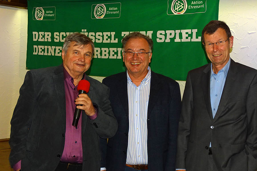 Ehrenamtstag im Fu�ballkreis Westerwald/Sieg