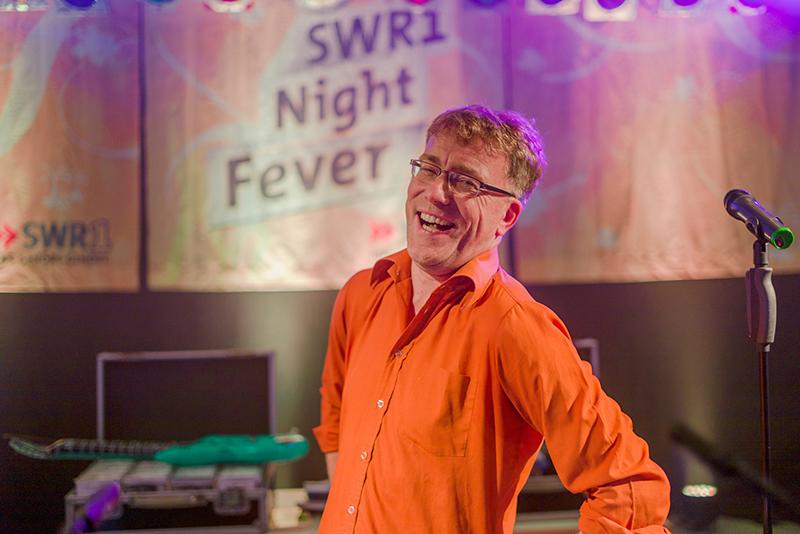 SWR1 Night Fever steigt in Dattenberg