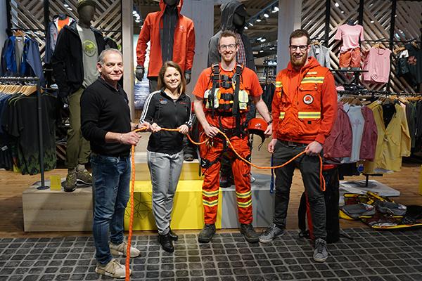 Klettergurt Set Intersport : Dlrg neuwied setzt auf bergsport kompetenz nr kurier