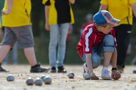 DJK-Triplette-Meisterschaft im Petanque in Alsdorf