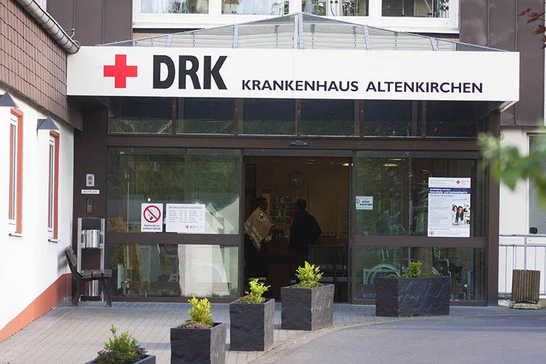 Besuch im DRK Verbundkrankenhaus in Altenkirchen und Hachenburg eingeschränkt