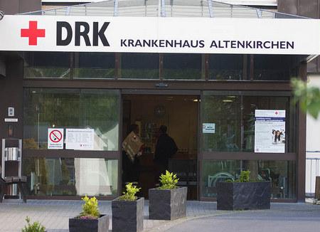"""DRK-Krankenhaus: """"Bauchzentrum"""" entsteht in Altenkirchen"""