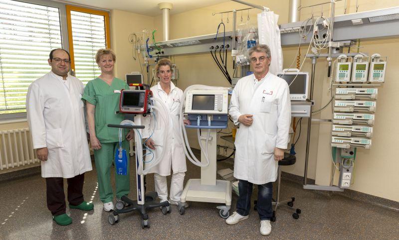 DRK Krankenhaus auf Corona-Krise gut vorbereitet