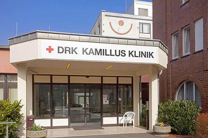 Rund zwei Millionen Euro für die DRK Kamillus Klinik Asbach