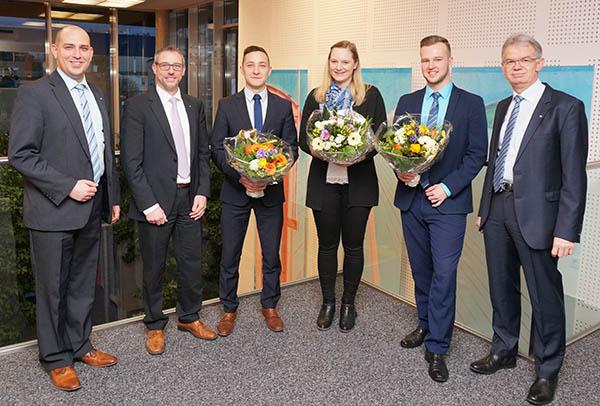"""VR-Bank Neuwied-Linz eG setzt weiterhin auf """"Eigengewächse"""""""