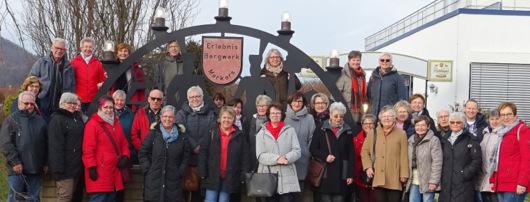 Altenkirchener Landfrauen besuchten Erfurt
