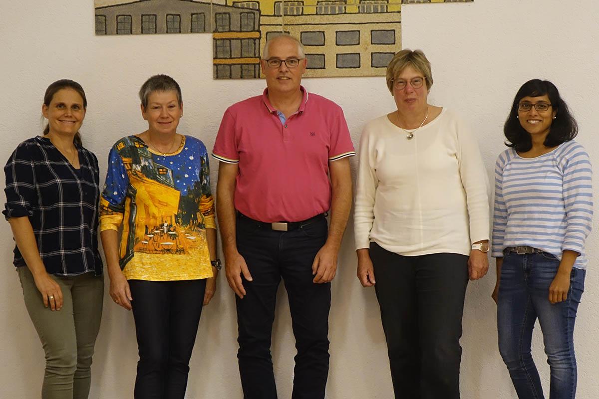 Neuer Vorstand der FWG St. Katharinen gewählt