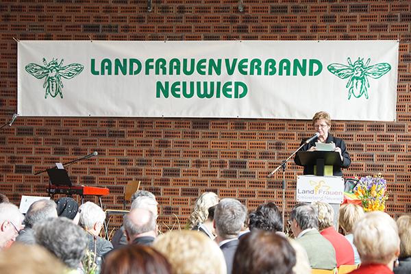 Jubiläumsfeier: 70 Jahre Land-Frauen im Kreisverband Neuwied