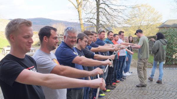 Austausch wichtig: Kreisjugendfeuerwehr lud zum Wochenend-Seminar
