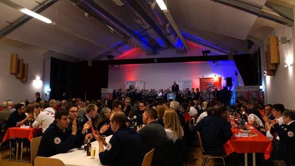 Große Jubiläumsfeier des DRK Ortsvereins Rengsdorf
