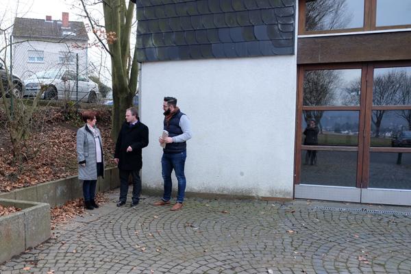 Feuchte Wände: Stadt saniert ab Frühjahr Bürgerhaus in Torney