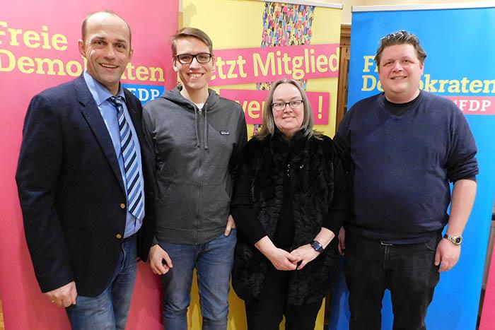 FDP stellt in Leubsdorf eine Liste auf