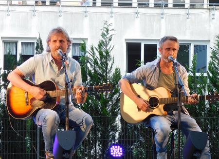 """Welthit an Welthit: """"Graceland"""" bringt """"Simon & Garfunkel"""" nach Montabaur"""