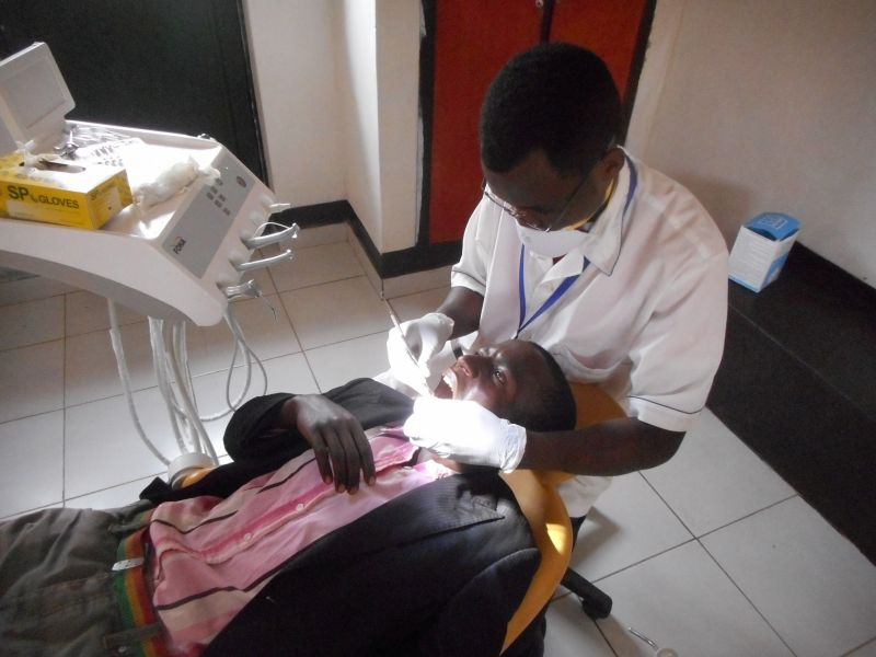 Ein Meilenstein für die Zahngesundheit in Ruanda