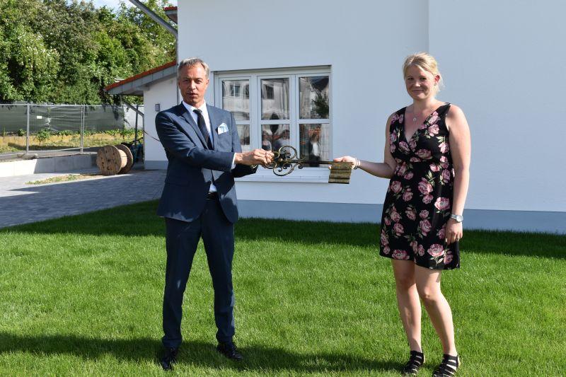 Neue Kita in Ransbach-Baumbach eingeweiht und eingesegnet