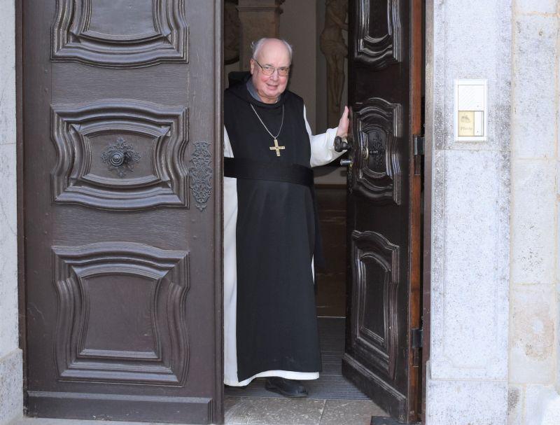 Abtei Marienstatt kehrt langsam zur Normalität zurück