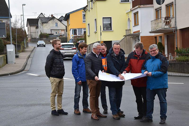 Kreisstraße in Großmaischeid fertiggestellt