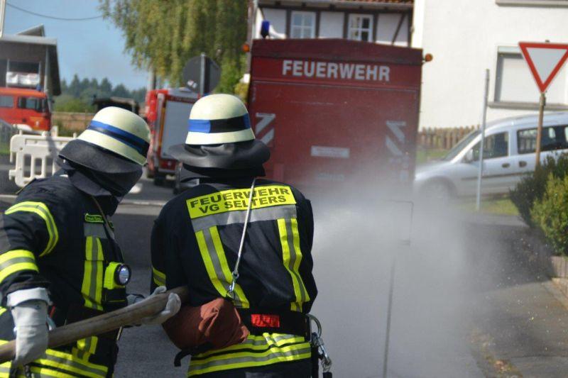 Bronze, Silber und Gold für Feuerwehren aus der VG Selters