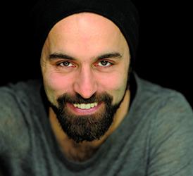 Intelligent-bissiges Kabarett mit Aydin Isik