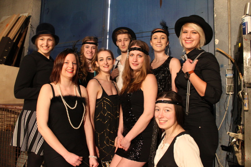 "Musical!Kultur Daaden castet am 7. Mai für ""Bonnie & Clyde"". Foto: Privat"