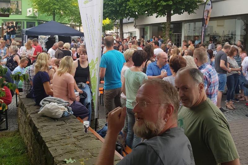 Beim Live-Treff in Daaden waren fast 500 Besucher dabei. (Foto: Privat)