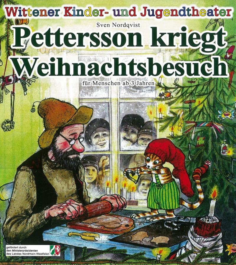 �Petterson kriegt Weihnachtsbesuch� im B�rgerhaus Daaden