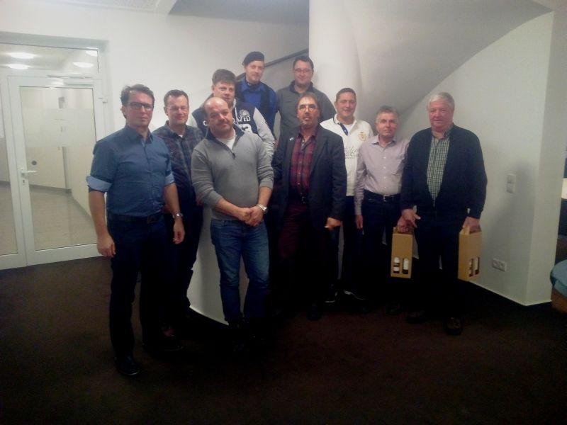 Vorstand der Dachdecker-Innung des Westerwaldkreises neu gewählt