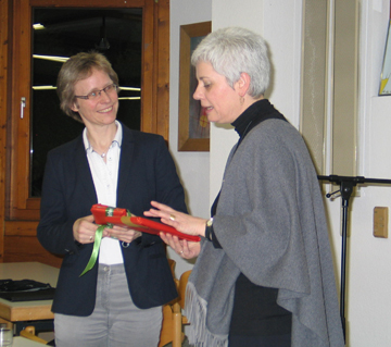 Festvortrag zum Jubil�um des Kirchenkreises in Wissen gefiel
