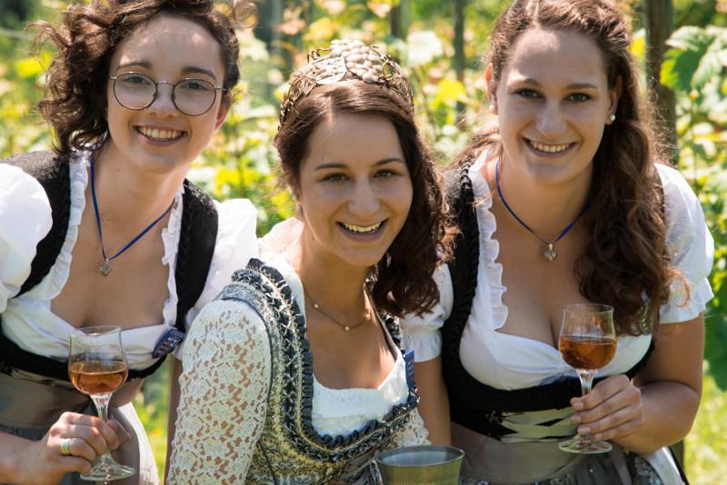 84. Erntedank und Winzerfest im Weindorf Dattenberg