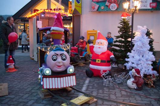 Dattenfelder Weihnacht mit �Riefkooche us St�ckers Pann�