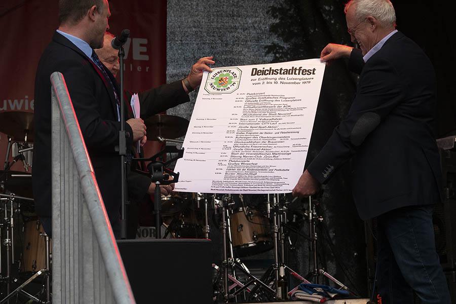 Deichstadtfest feiert 40. Geburtstag