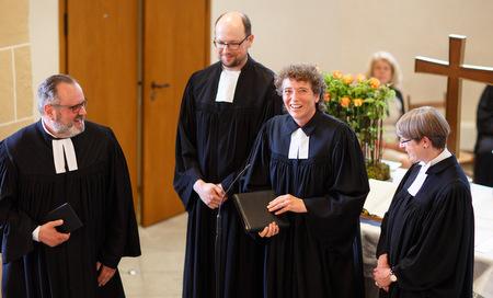 Evangelisches Dekanat Westerwald mit neuer Führung