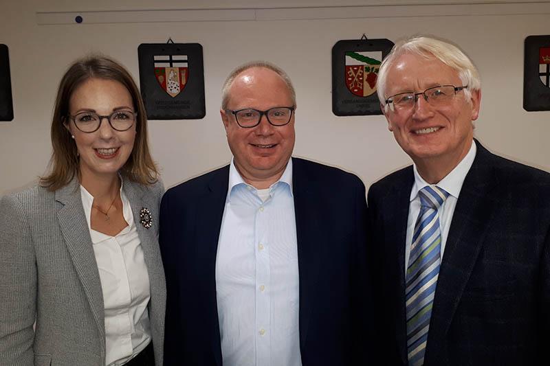 Mit Ellen Demuth und Markus Fischer in die Landtagswahl 2021