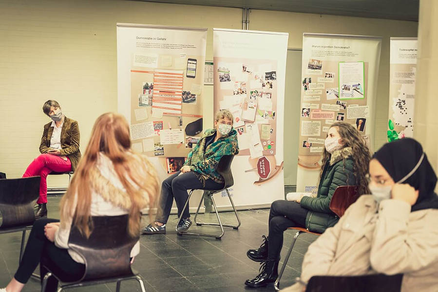 Alice-Salomon-Schule Linz lehrt Demokratie
